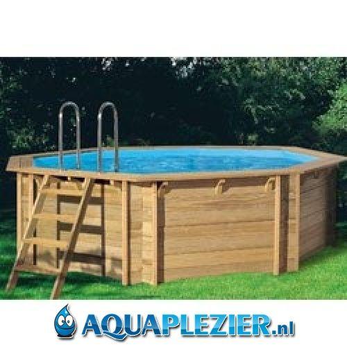 Cerland houten zwembad aanbieding aquaplezier bv for Aanbieding zwembad met pomp