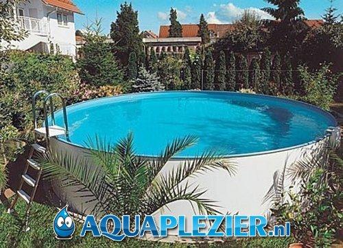 Complete opbouw zwembaden aquaplezier bv for Inbouw zwembad compleet