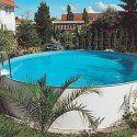 Complete opbouw zwembaden