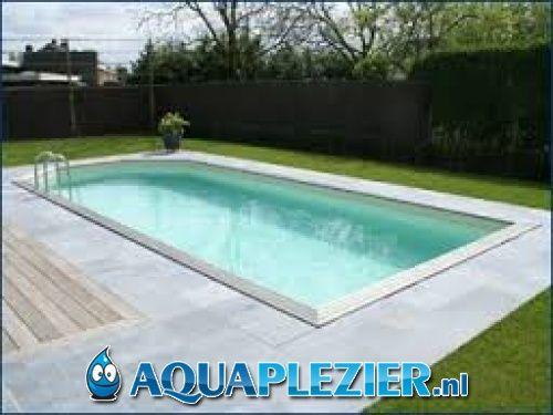 Infinit 39 eau zwembaden onbeperkte afmetingen en maatwerk for Afmetingen zwembad tuin
